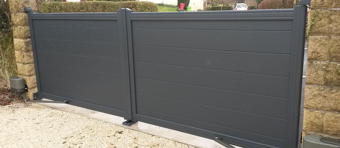 fen tre porte porte de garage volet cl ture autour de. Black Bedroom Furniture Sets. Home Design Ideas